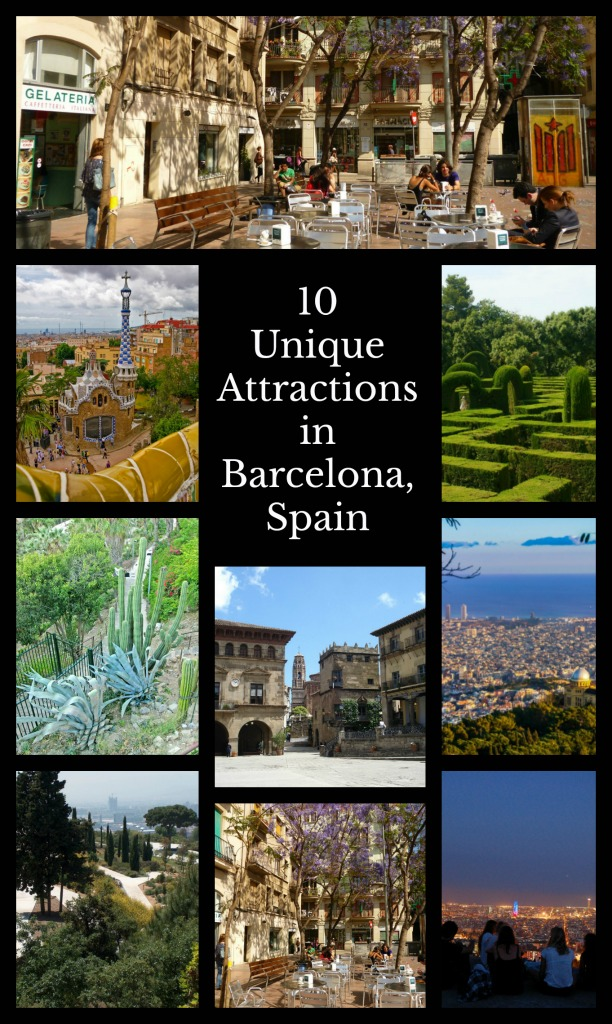 Be where the mass of tourists aren't when you visit Barcelona, Spain.