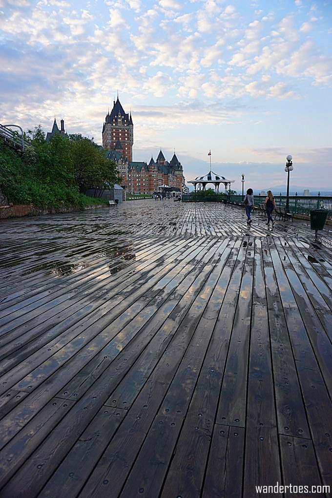 3 days in Quebec City, Canada. thedailyadventuresofme.com