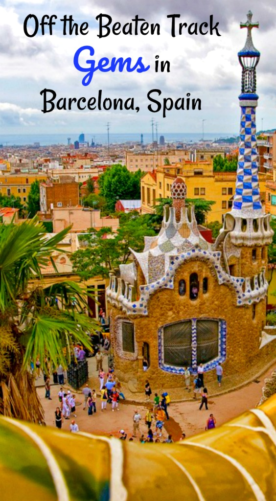 Explore the Barcelona, Spain that is unique and less crowded!