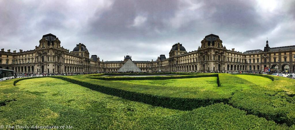One week around Paris France. thedailyadventuresofme.com