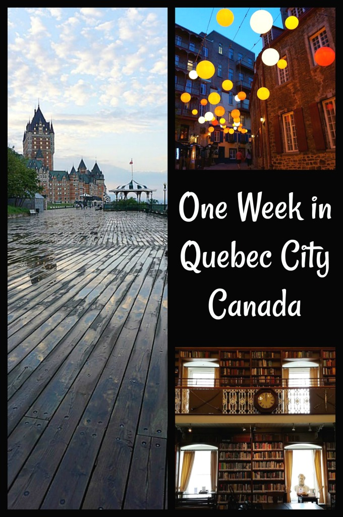 Where Europe meets Canada. Enjoy Megan's solo trip to this Canadian city.