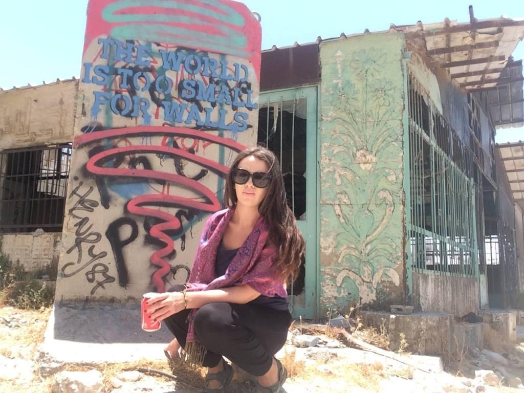 solo female travel through Palestine. thedailyadventuresofme.com