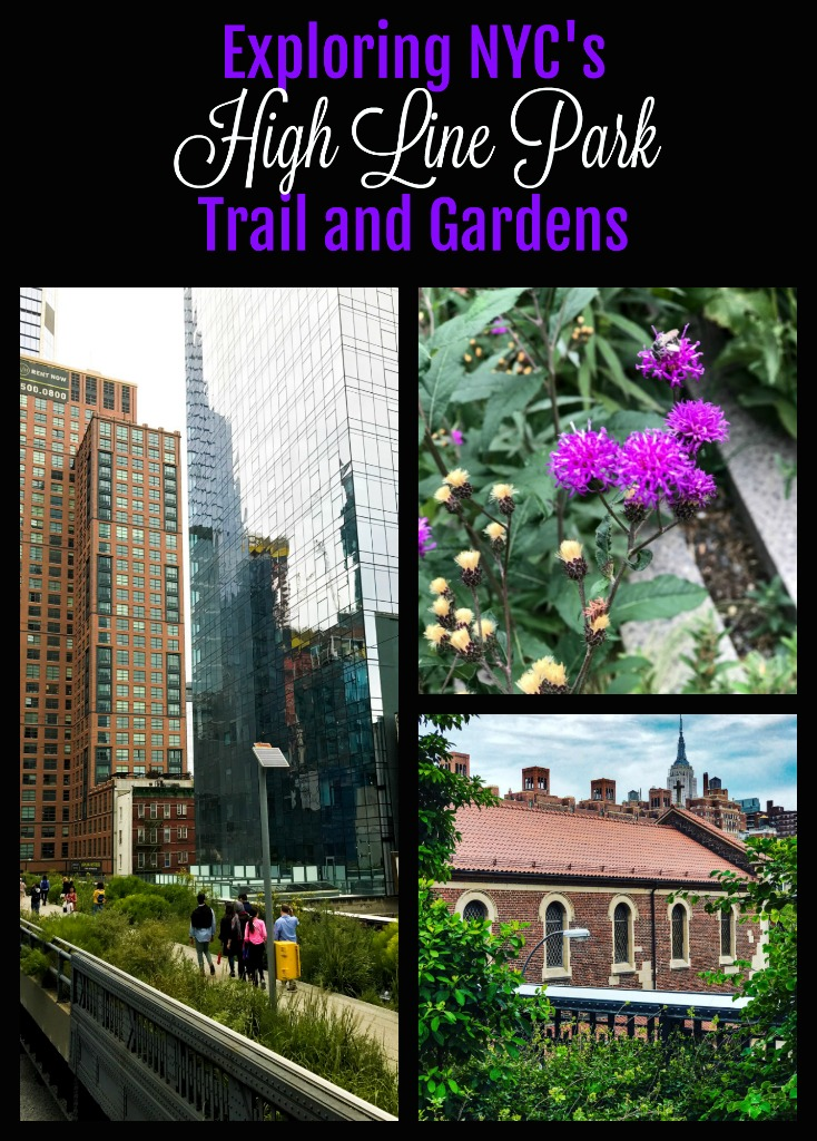 New York City's High Line Park is the perfect way to escape from the city while being right in the middle of it. Read on to see what it is all about.