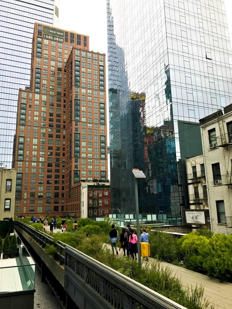 Upper High Line, New York City. thedailyadventuresofme.com