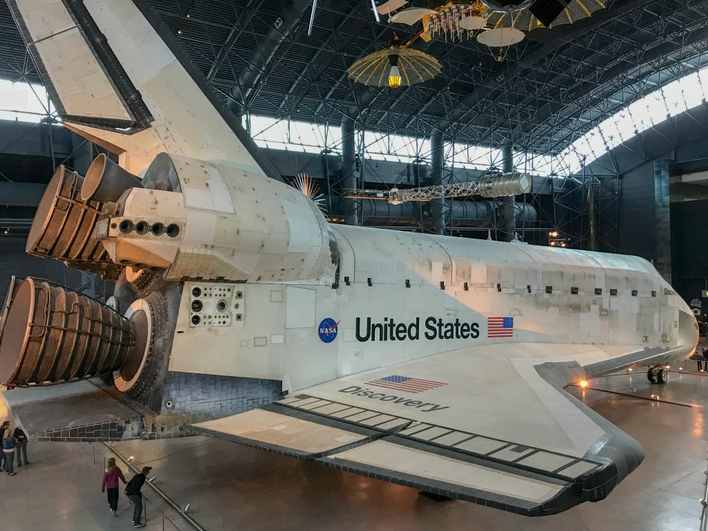 space shuttle discovery location - photo #40