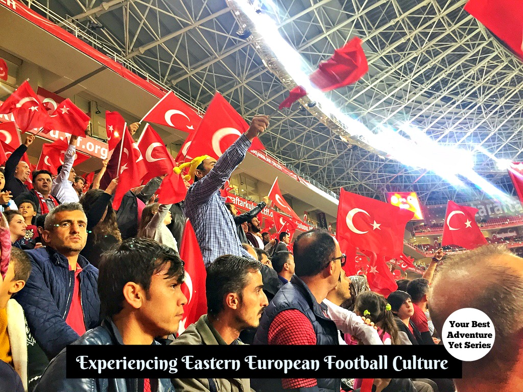 Turkish football game. thedailyadventuresofme.com