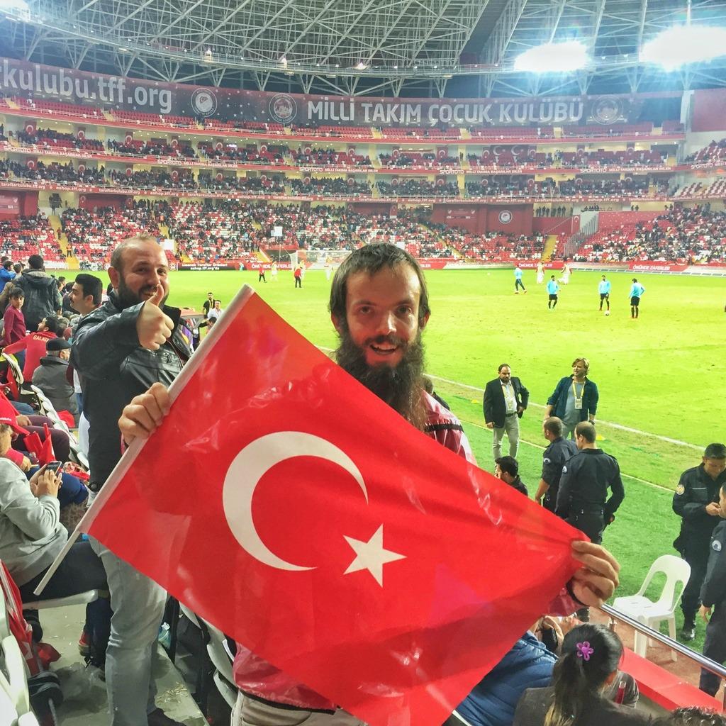 Turkish Football. thedailyadventuresofme.com