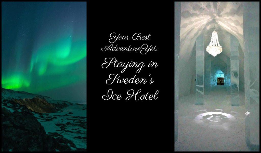 Ice Hotel in Sweden thedailyadventuresofme.com