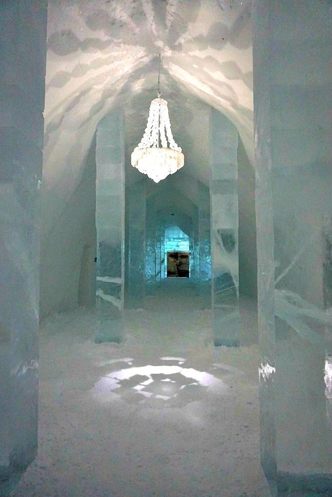 Inside Sweden's Icehotel. thedailyadventuresofme.com