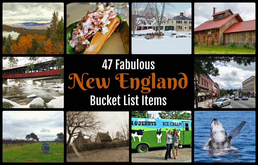 What to do in New England, USA