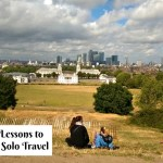 Traveling Solo: 3 Important Life Lessons
