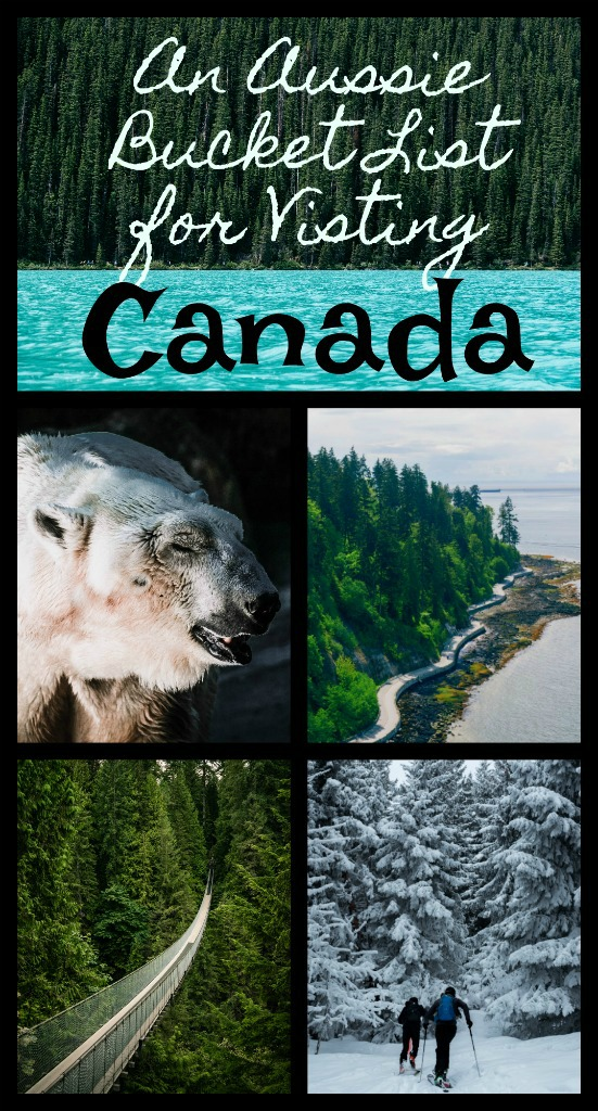 If you are planning to visit this huge country, where should you start? Here are a few of the best places to visit in the gorgeous country. #Canada #visitCanada #tourCanada #ThingstodoinCanada #TBIN