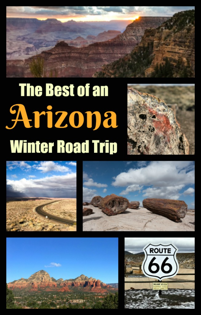 Read on to see why winter is the best time to plan your southwest US road trip. No heat or crowds, just the stunning landscapes of Arizona. #Arizonainwinter #USwinterroadtrip #Arizonainwinter #TBIN