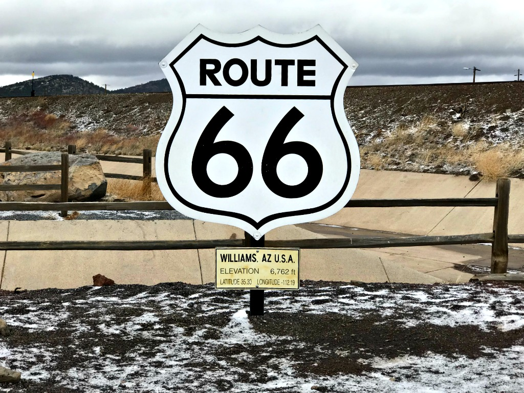 Things to see on Route 66 in Arizona.