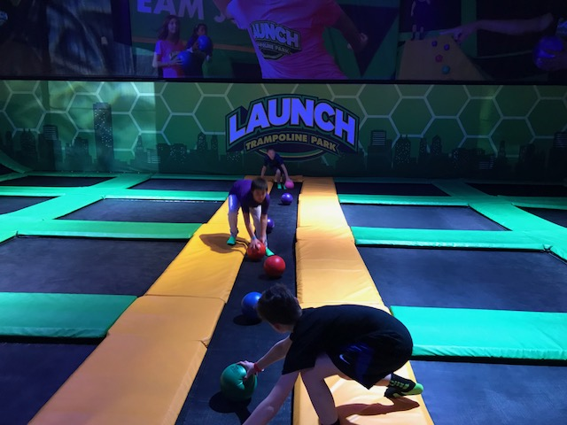 Win 2 Jump Passes and Coupon Code for Launch in Warwick, Rhode Island!