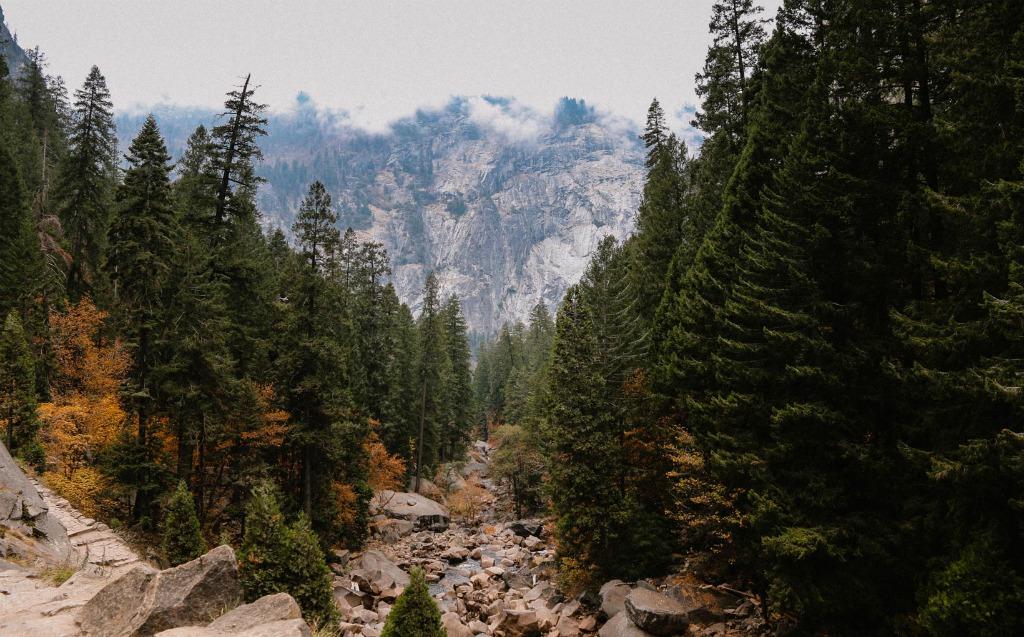 Best time to visit Yosemite / Yosemite NP in fall