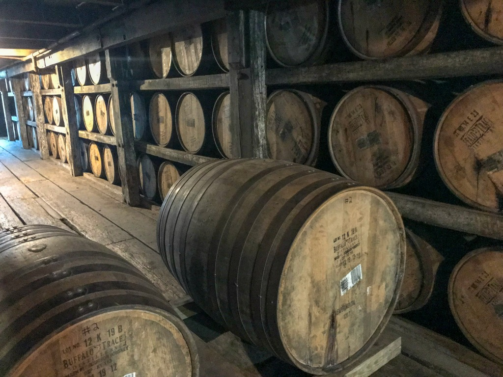 Can you buy bourbon at Buffalo Trace Distillery?