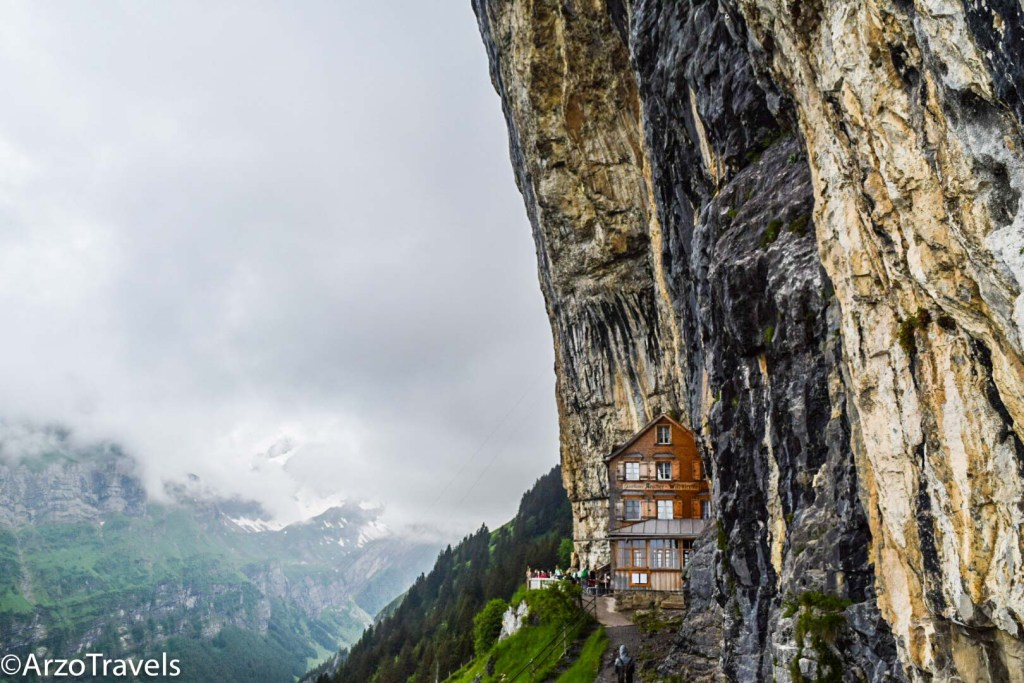 A Crazy Adventurous Day of Hiking in Switzerland in Fall