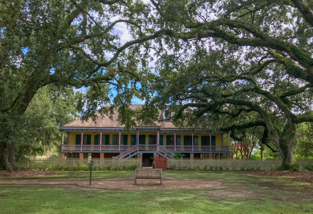 plantations of New Orleans, 3 days in New Orleans