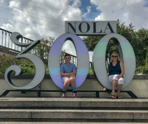New Orleans with teens