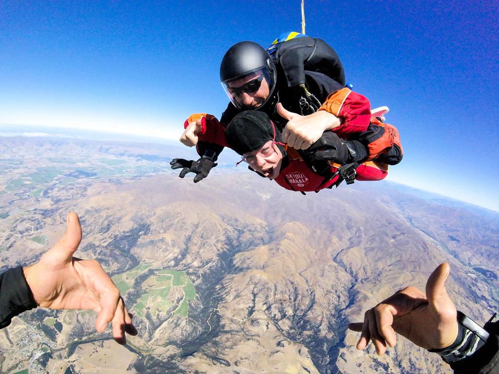 Skydiving NZ