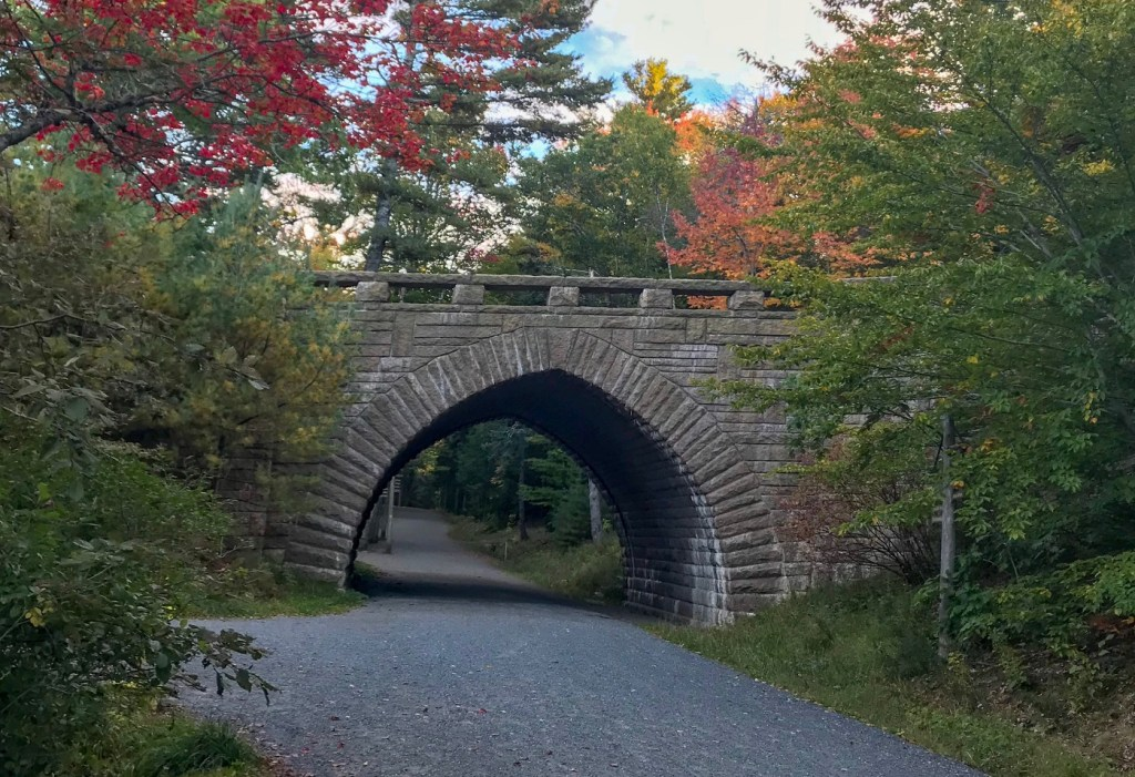 Things to Do in Acadia National Park: fall in Acadia