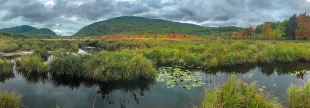 Acadia national park itinerary, visiting Acadia in October