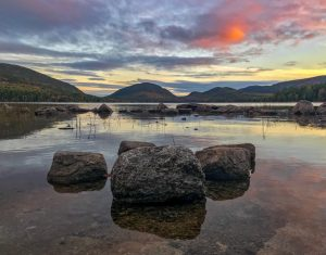 what to do in Acadia National Park Best sunsets in Acadia National Park