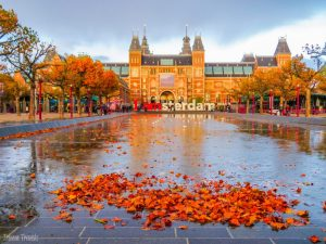 A fall visit to Amsterdam