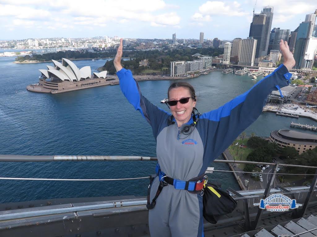 Sydney Bridge Climb Experience
