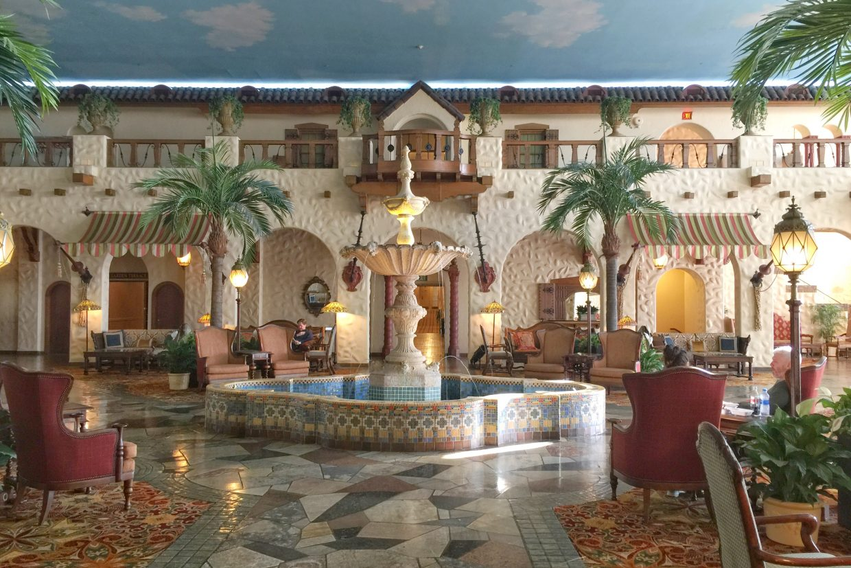 Unique spa treatments in the United States