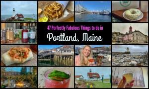 A weekend in Portland Maine