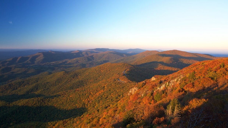 Visiting Shenandoah National Park in fall