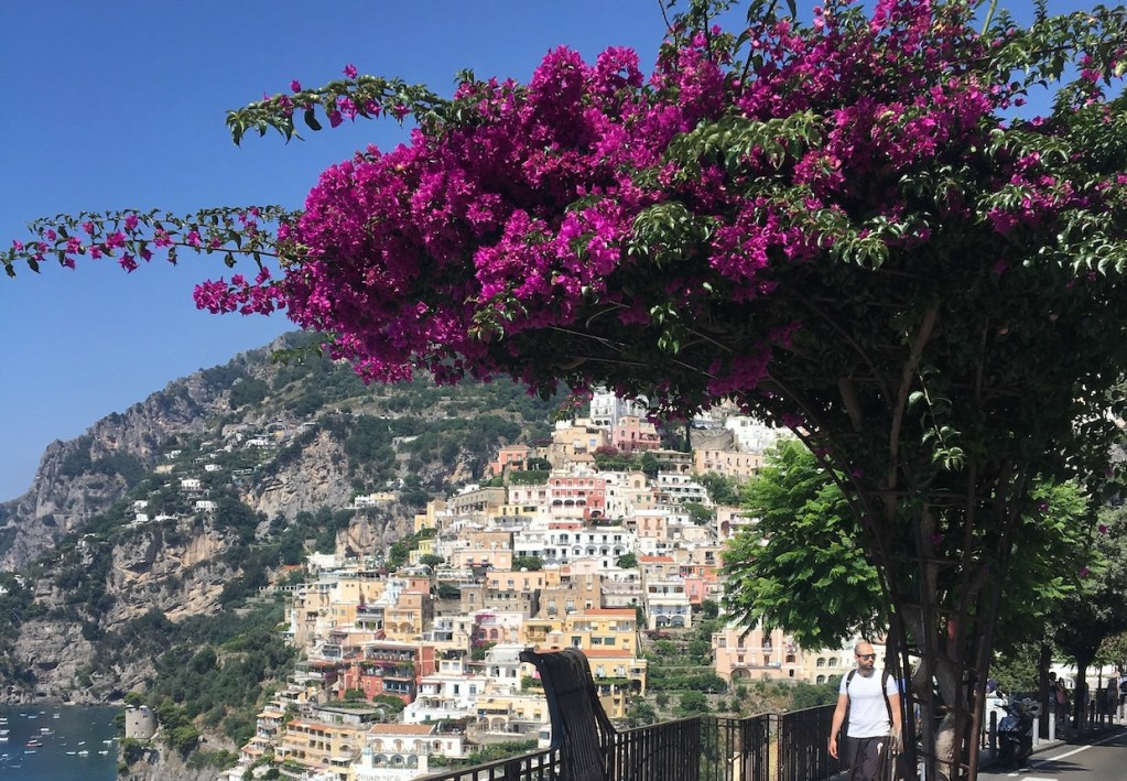 Romantic things to do in Positano