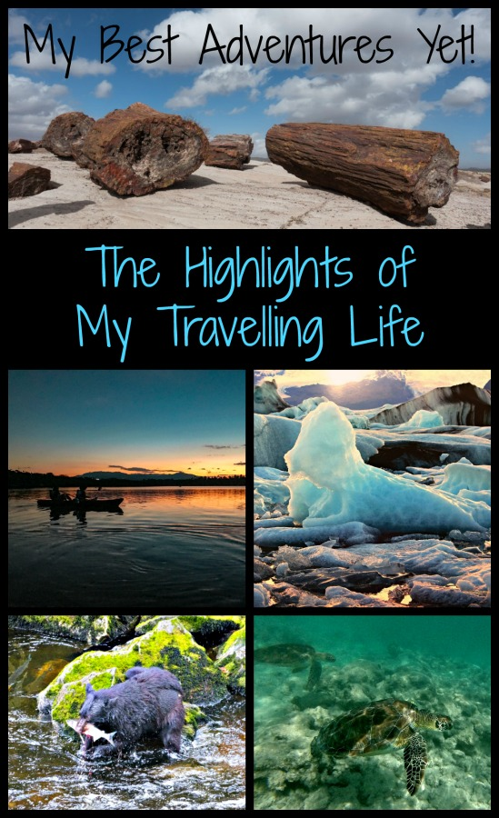 Which adventures will be on your highlight reel when you pass? Read on to find out my best adventures yet! Maybe some of them with you on your list! #TBIN #themidlifeperspective #bucketlist #adventures
