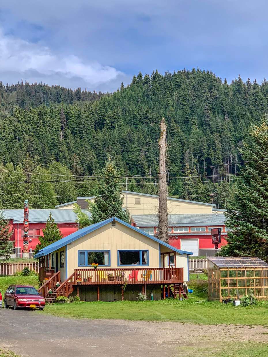 things to do in icy strait point alaska