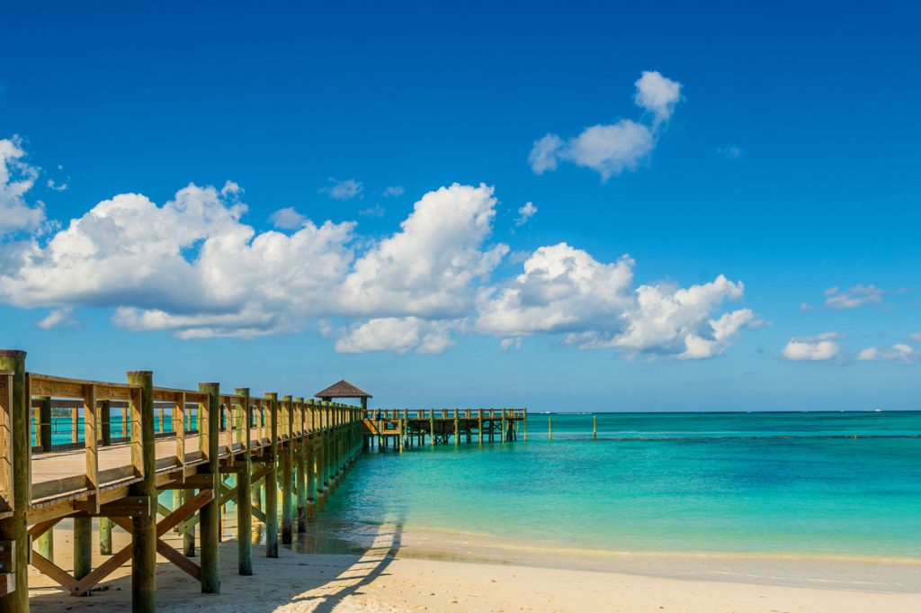 Visit the Bahamas