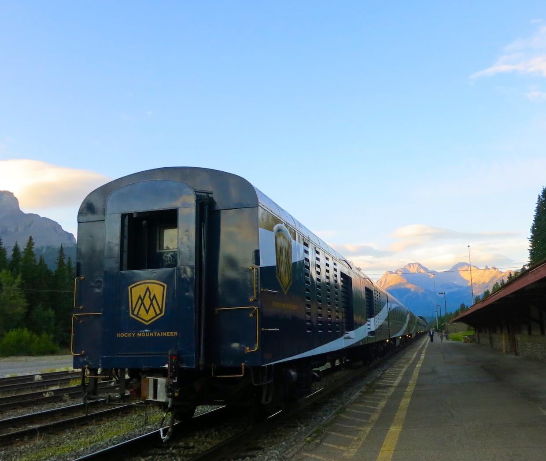best train journey in Canada