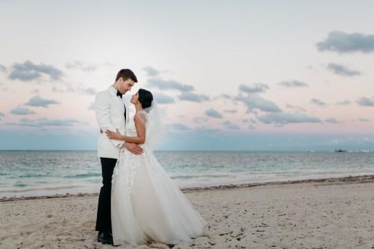 Destination Wedding: Paradisus Palma Real, Punta Cana.