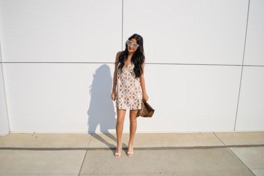 Star Mini Dress