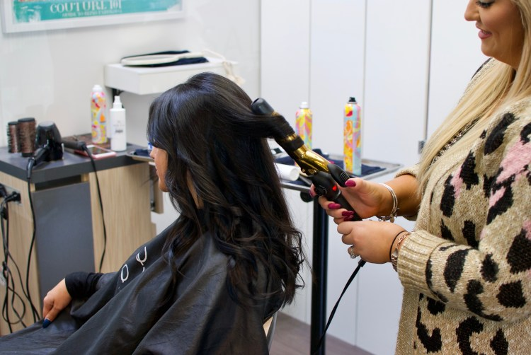 Tape In Hair Extensions 101 The Daily Belle