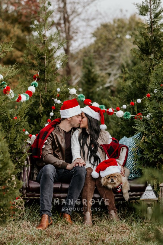 Christmas Photo Session: Mangrove Productions
