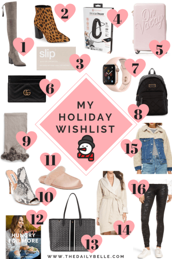 Gift Guide: My Personal Wish List