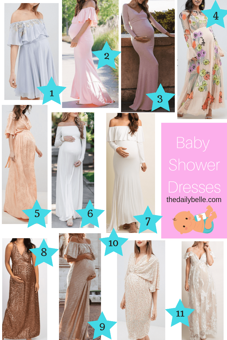 Baby ShowerDresses