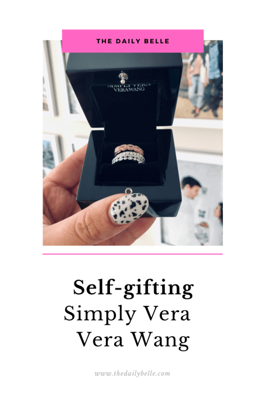 Self Gifting: Jewelry from Simply Vera Vera Wang