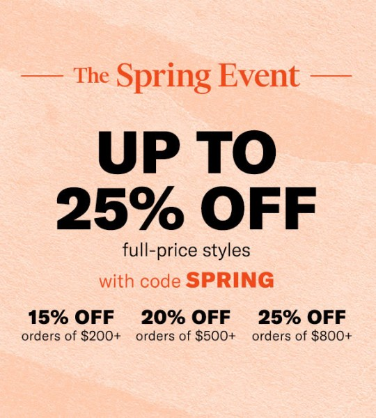 Shopbop Spring Sale Favorites