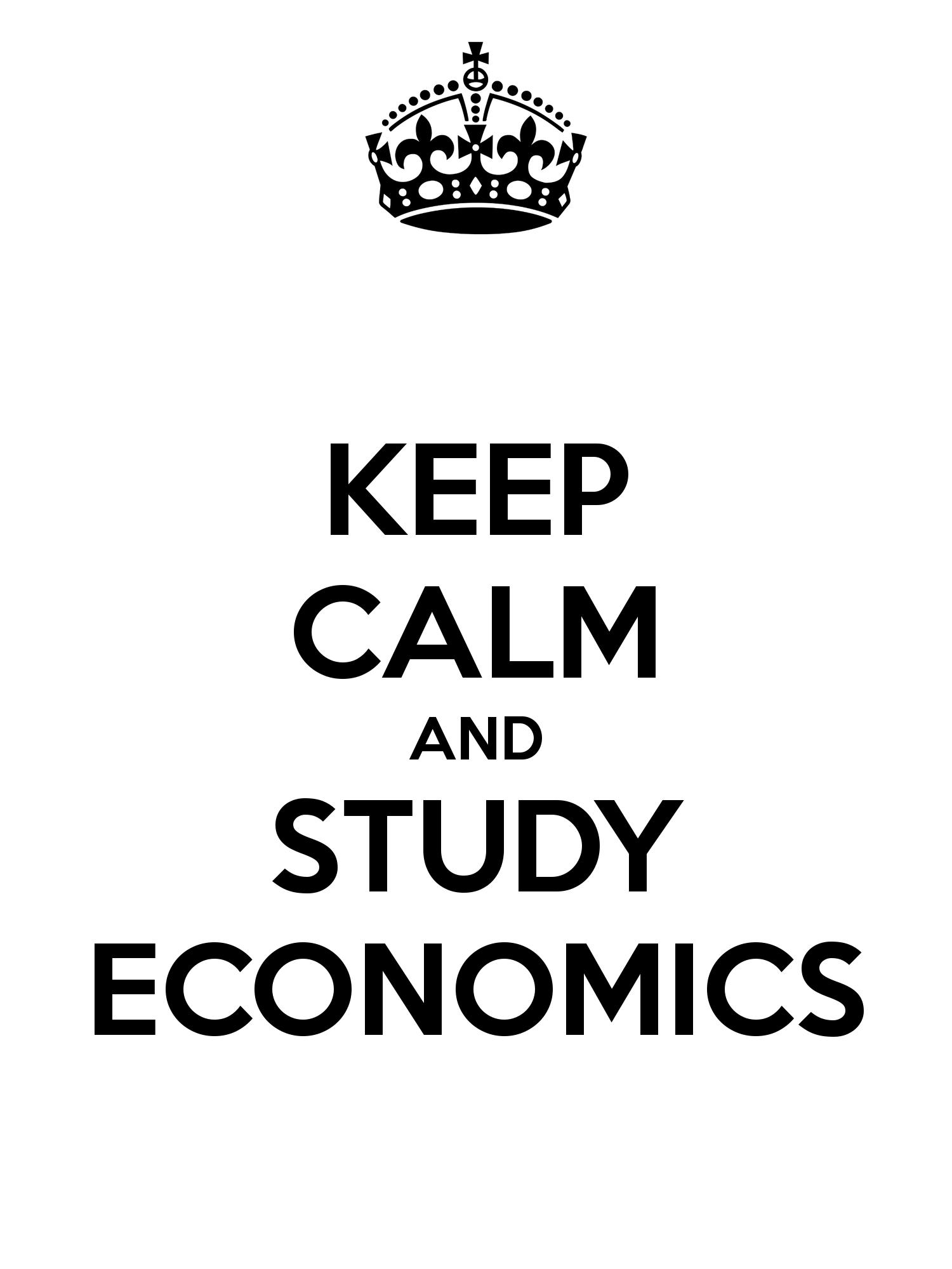 Economics: Hoist by its own Petard?