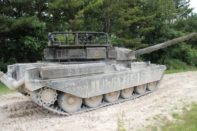 FV4201 Chieftain Mk 10