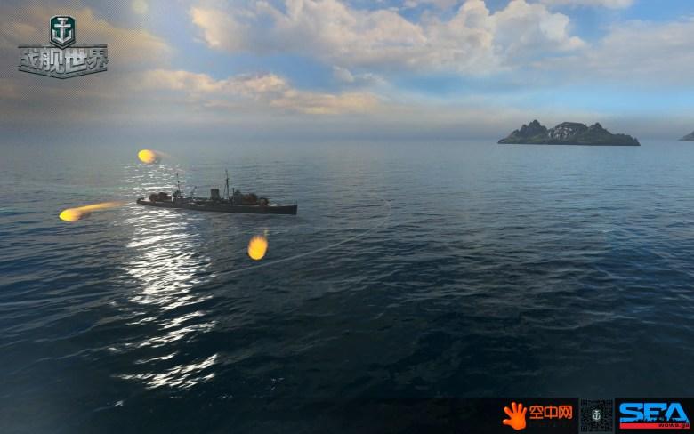 World of Warships – Tier VI – British Cruiser Leander Stats