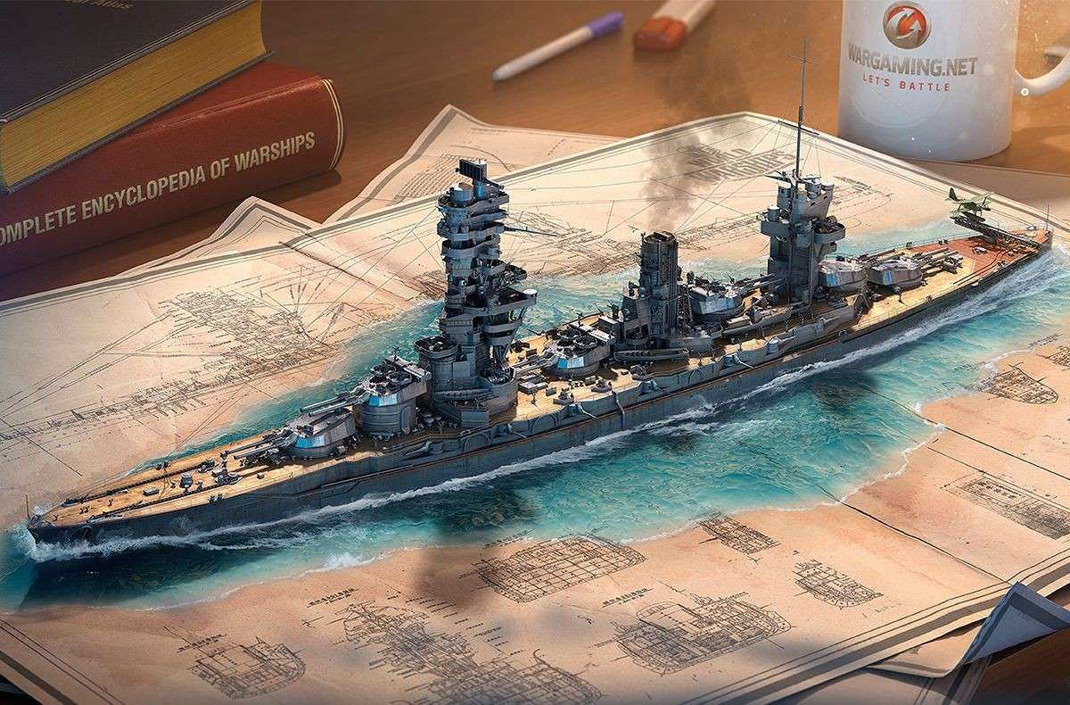 World of Warships - Best Ships by Tier